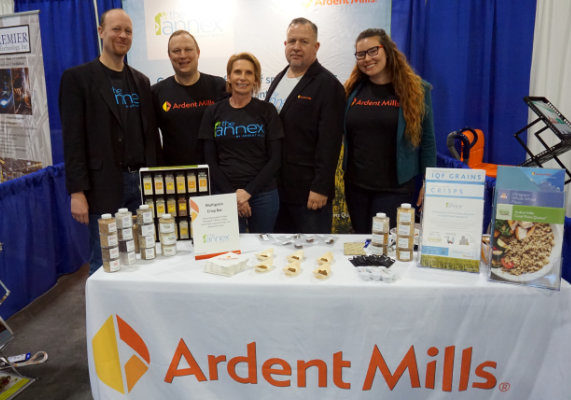 The team from Ardent Mills.