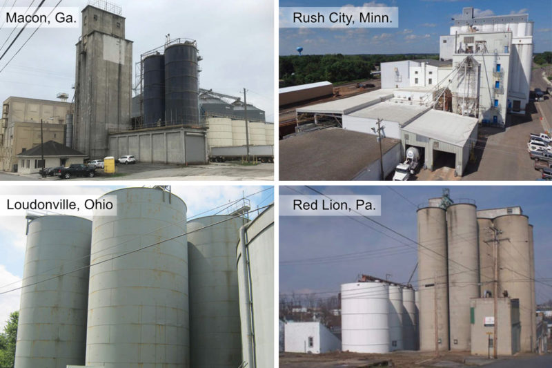 Ardent Mills L.L.C. on May 10 announced plans to close four U.S. flour mills. The company said the closings reflected analysis of current and prospective flour demand and would enhance the company's operating efficiency. With a combined daily milling capacity of 23,600 cwts, the mills are located in Macon, Ga. (6,500 cwts); Rush City, Minn. (10,000 cwts); Loudonville, Ohio (4,500 cwts); and Red Lion, Pa. (2,600 cwts). To read more click here.