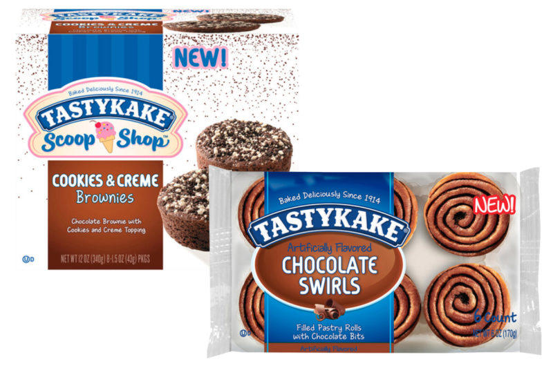 Flowers Foods, Inc. is bolstering its Tastykake brand with two new offerings.