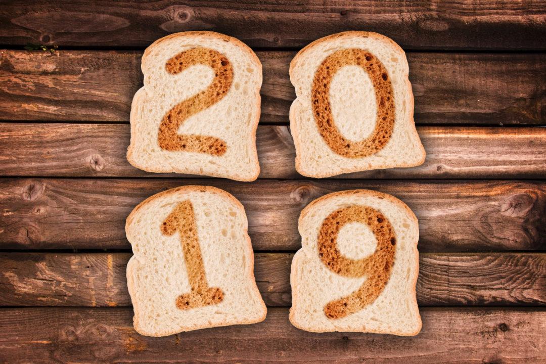 2019 bread