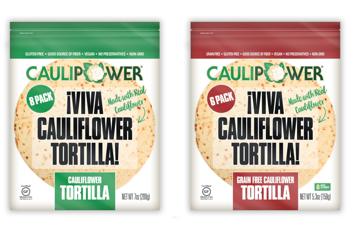 Caulipower cauliflower tortillas