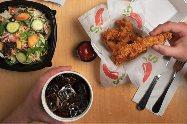 Chili's 3 for $10 meal