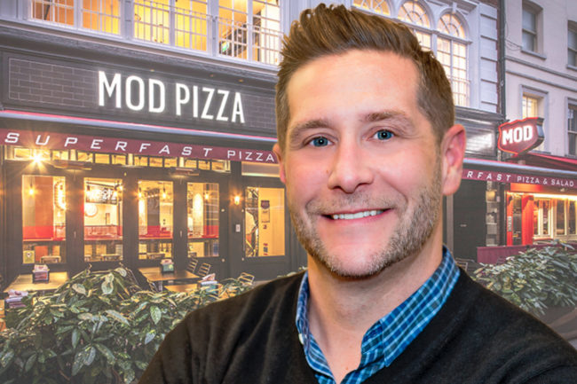 Mark Shambura, MOD Pizza
