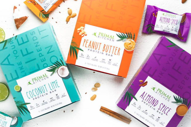Primal Kitchen protein bars