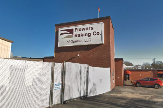 Flowers Baking Co. of Opelika