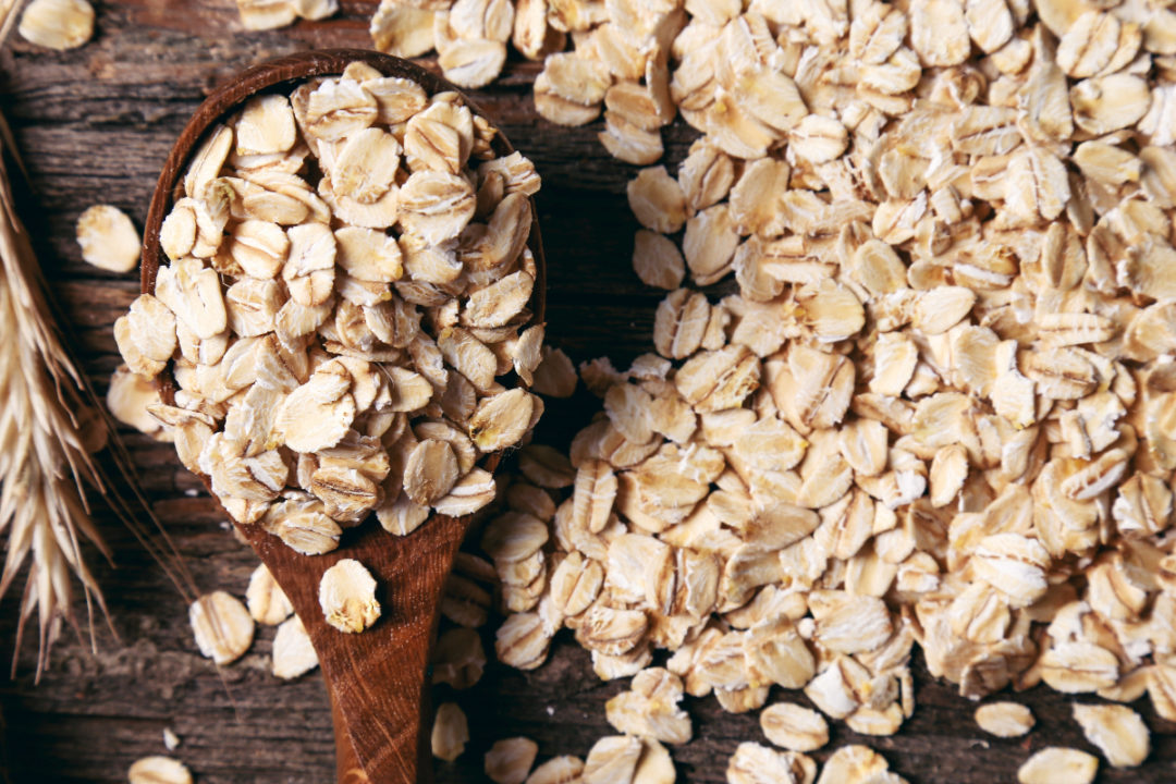 Spoonful of oats