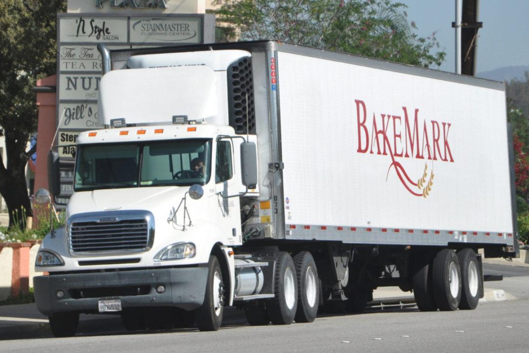 BakeMark truck