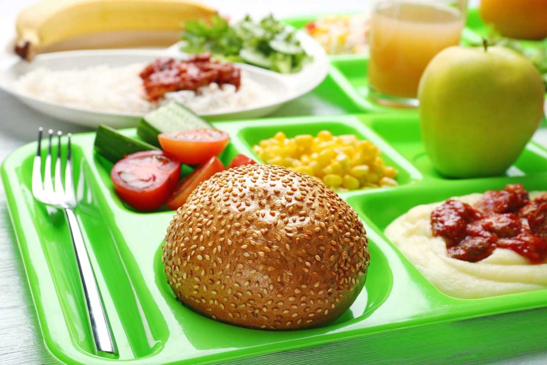 School Lunch requirements