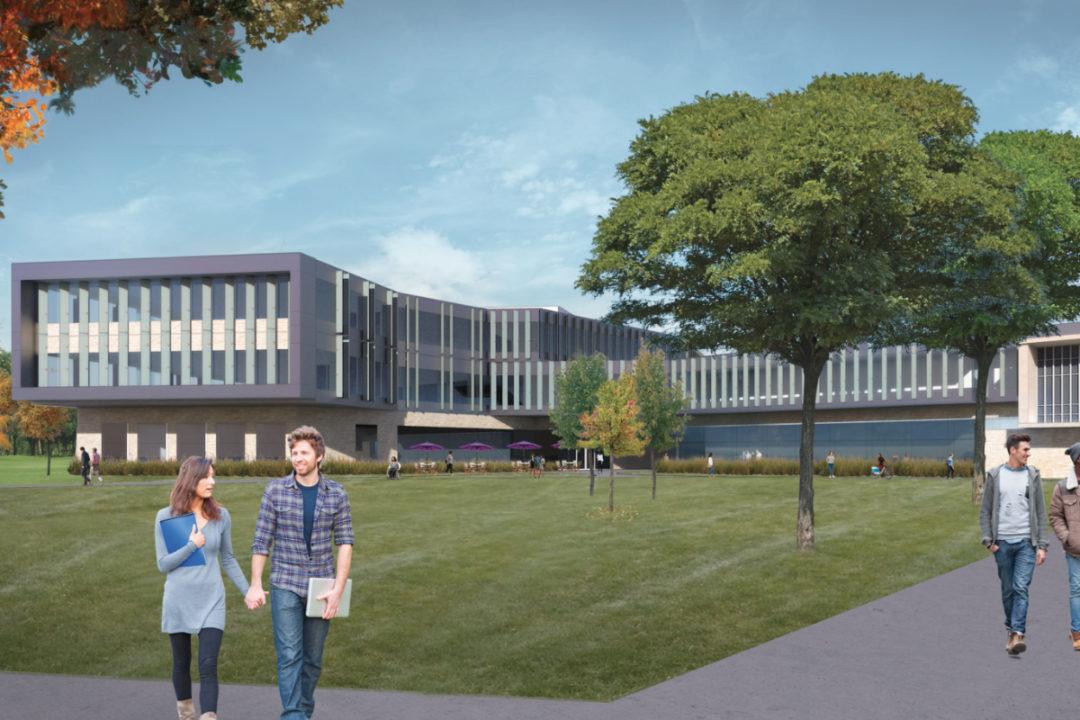 New KSU building