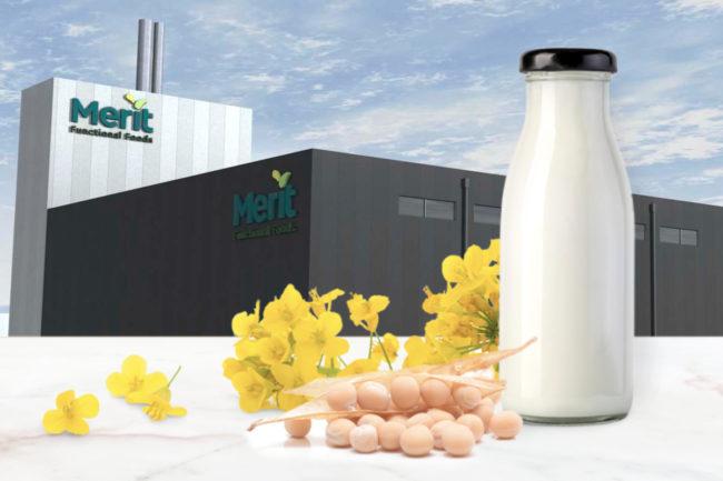 Merit Functional Foods canola protein