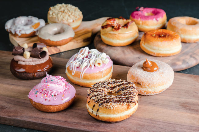Tim Hortons Dream Donuts