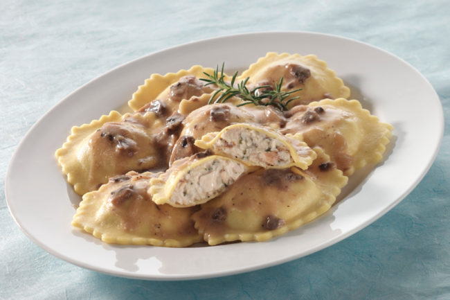 Joseph's Frozen Foods Grilled Chicken & Three Cheese Ravioli