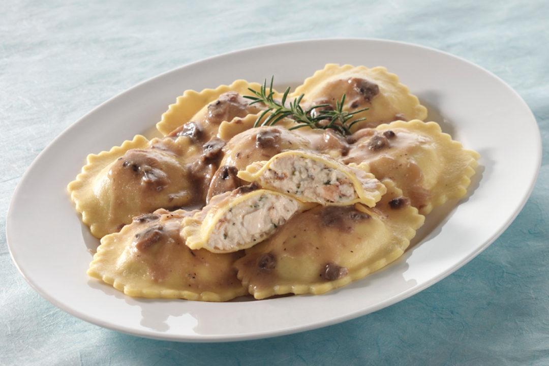 Joseph's Frozen Foods Grilled Chicken & Three Cheese Ravioli