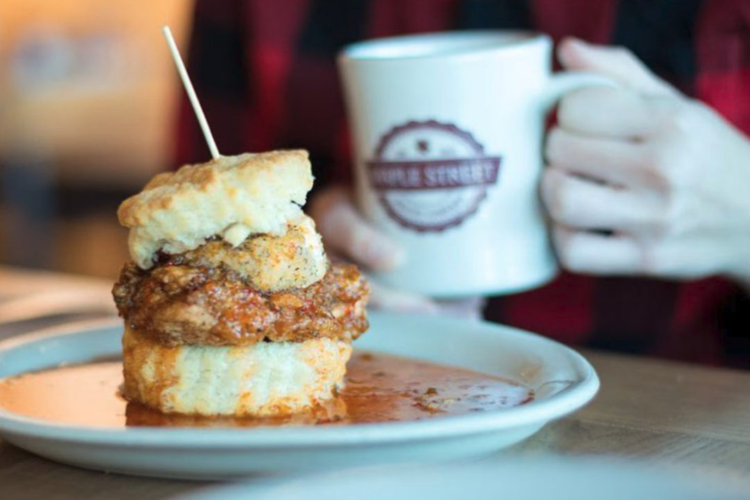 Maple Street Biscuit Co. meal