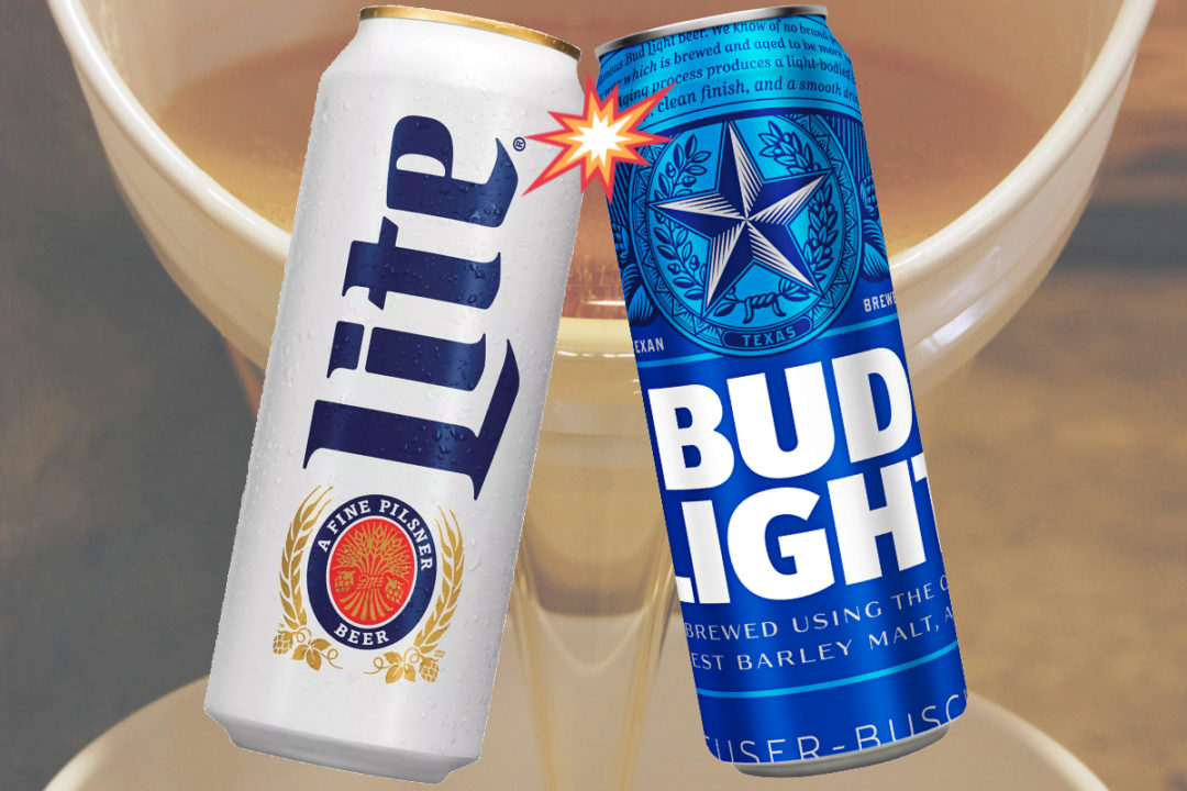 Miller Lite and Bud Light feud over corn syrup