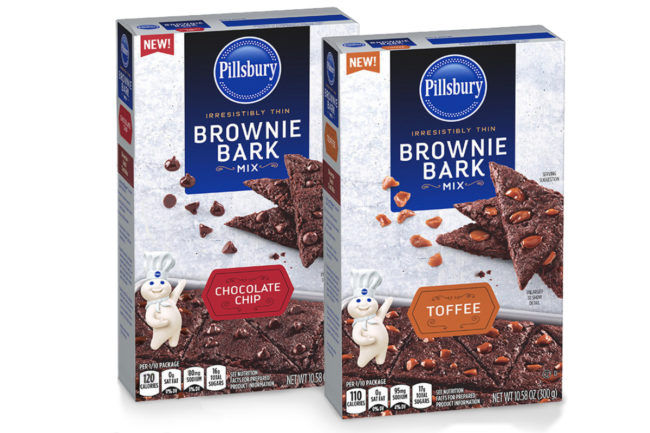 Pillsbury Brownie Bark Mixes