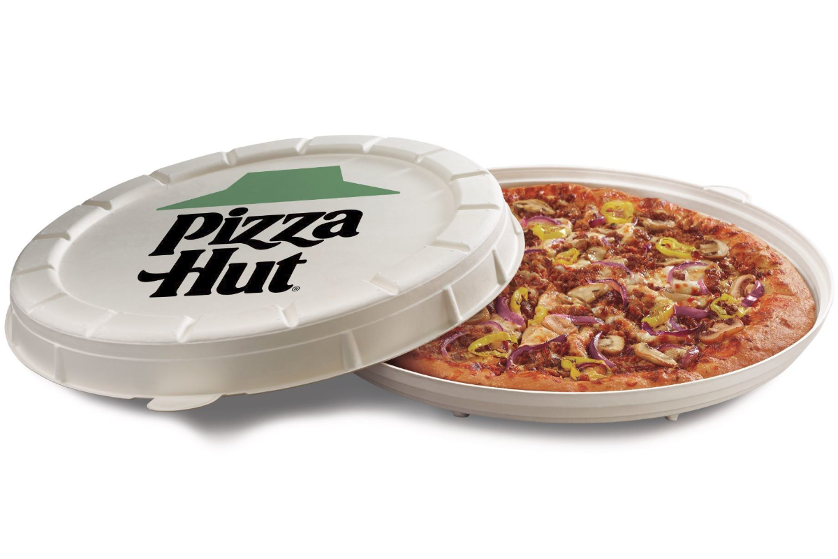 Pizza Hut Garden Specialty Pizza