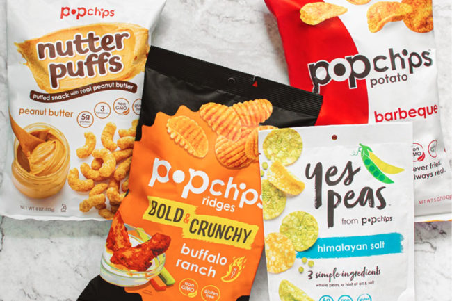 PopChips products