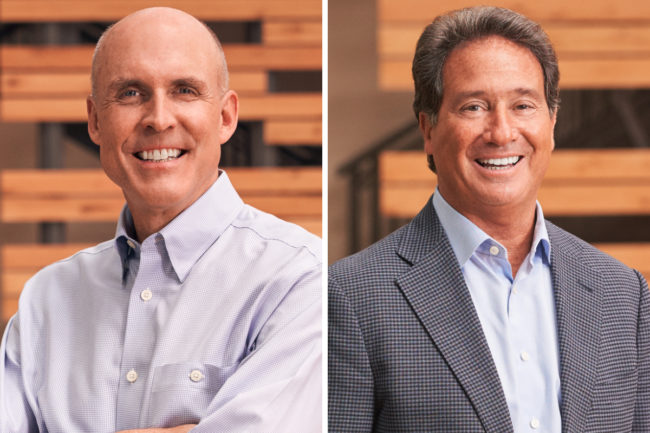William Gisel and Richard Ferranti, Rich Products