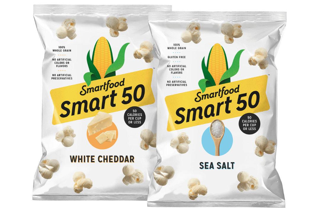 Smartfood Smart50 popcorn, PepsiCo