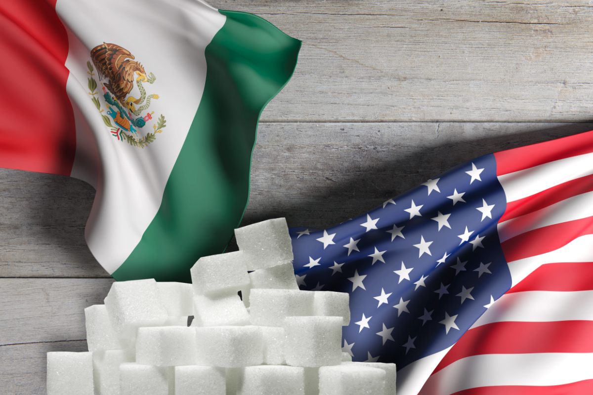 USA and Mexico sugar