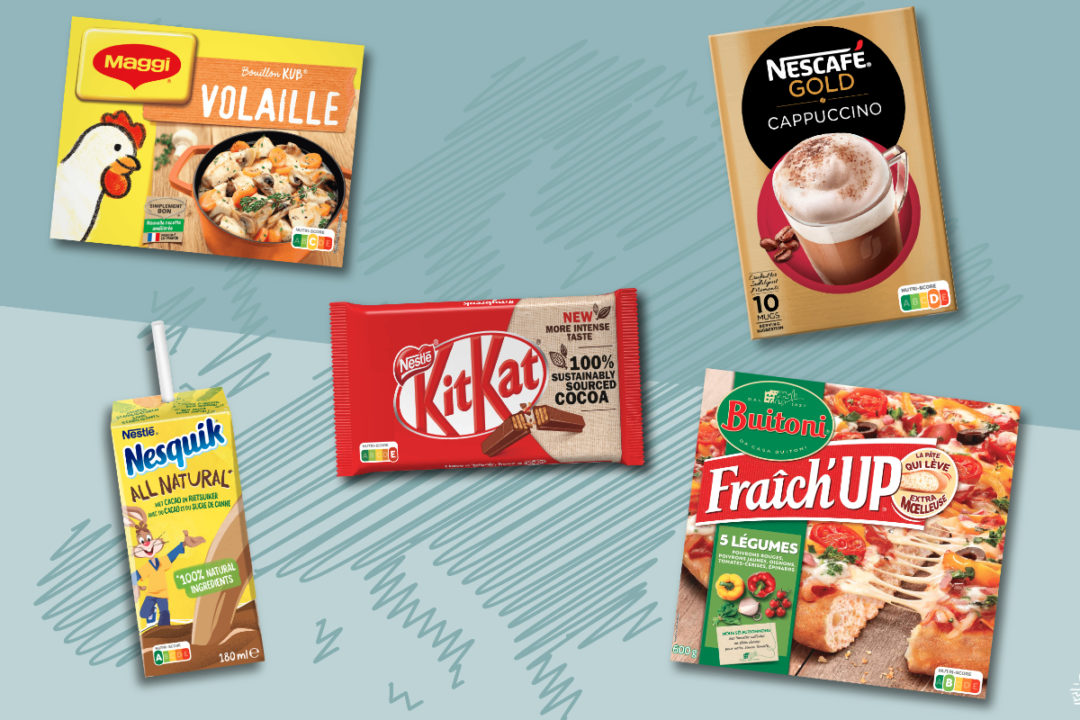 Nestle, Cereal Partners Worldwide products