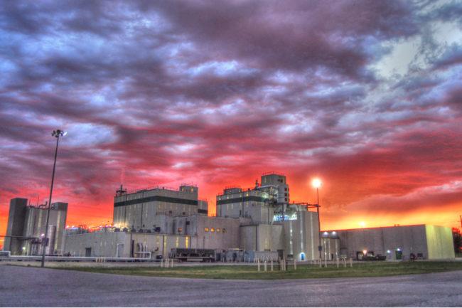 Avansya Blair, Nebraska, fermentation facility