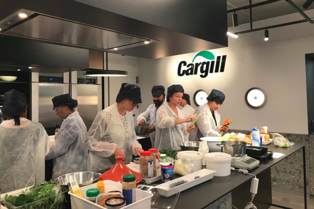 Cargill research and development center in Vilvoorde