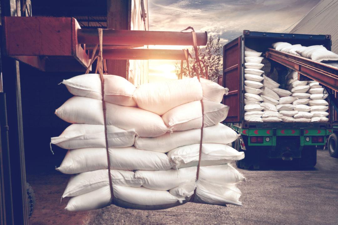 Refined sugar imports