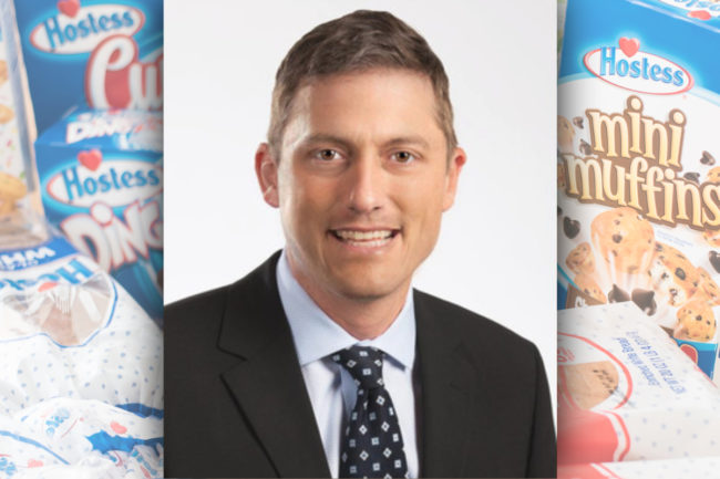 Thomas Peterson, Hostess Brands