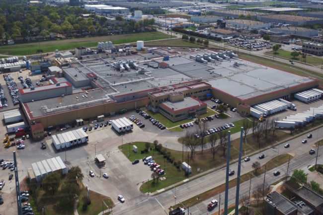 Kraft Heinz Garland, Texas, facility
