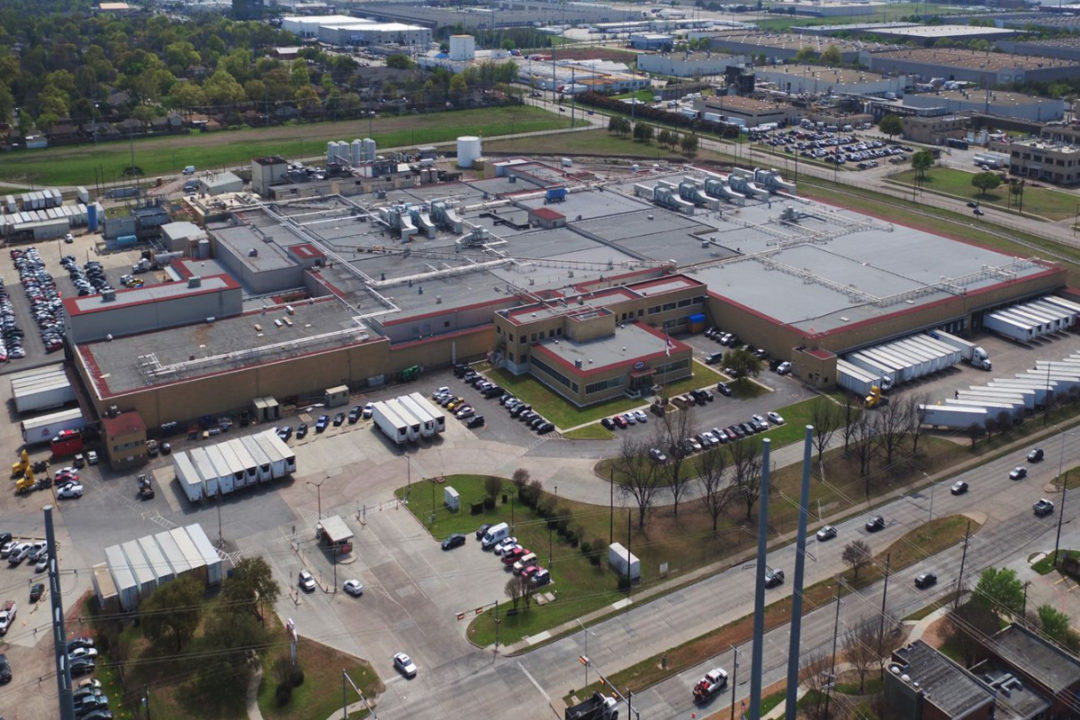 Kraft Heinz Garland, Texas, facility
