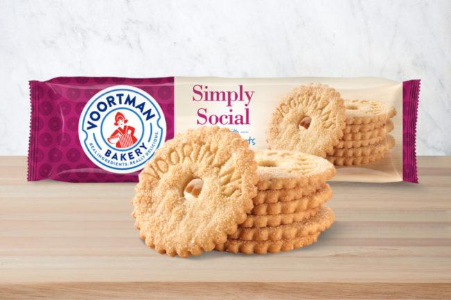 Voortman Simply Social cookies