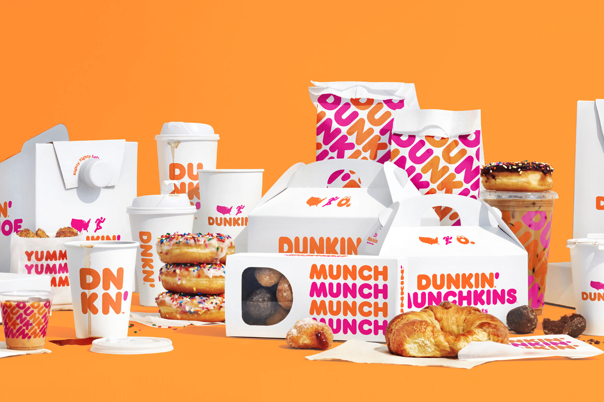 Dunkin products