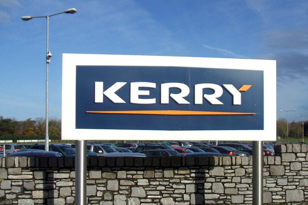 Kerry Group sign