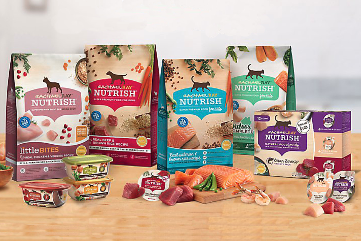 Rachael Ray Nutrish pet food, Smucker