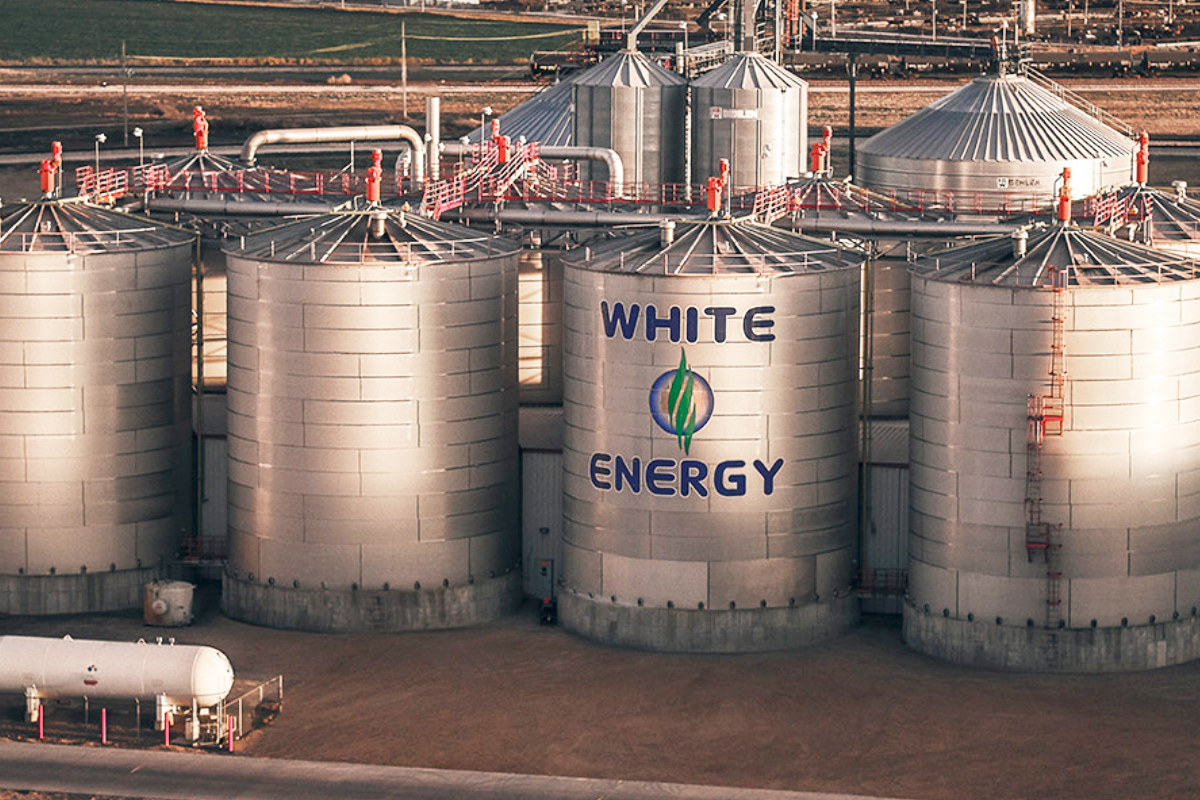 White Energy facility