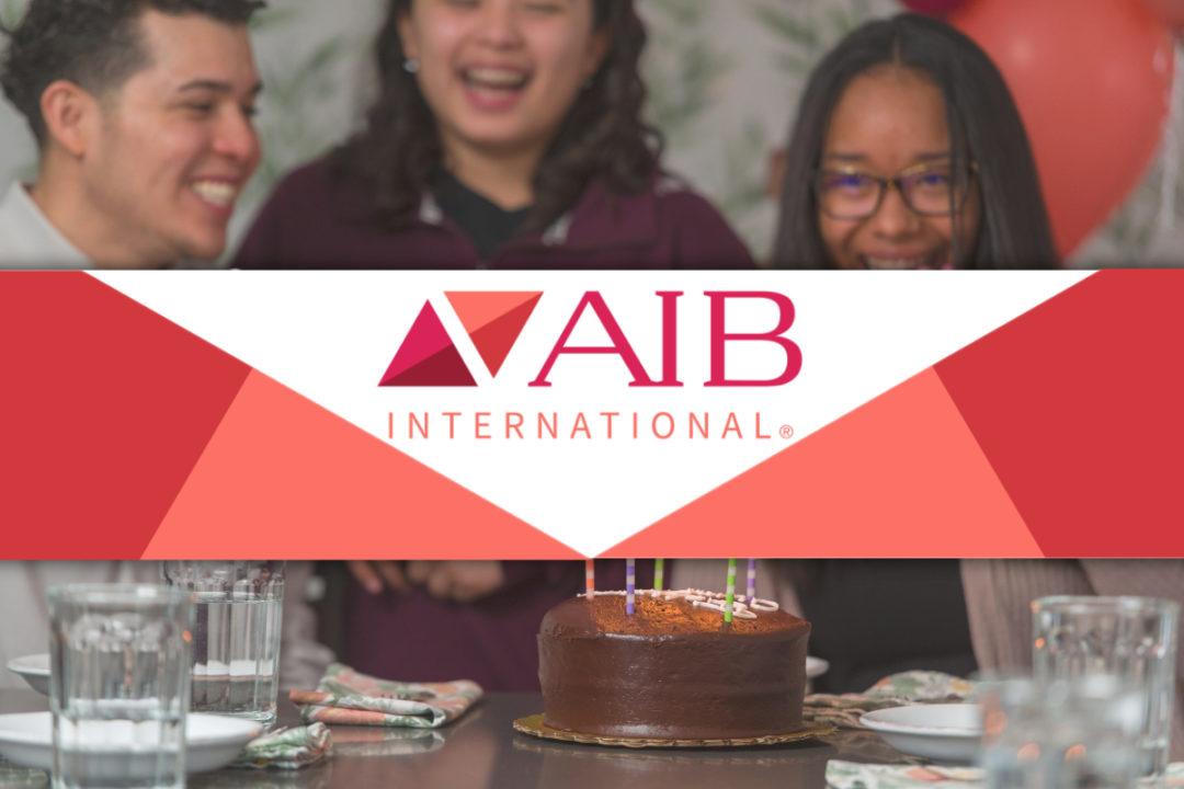 New AIB logo