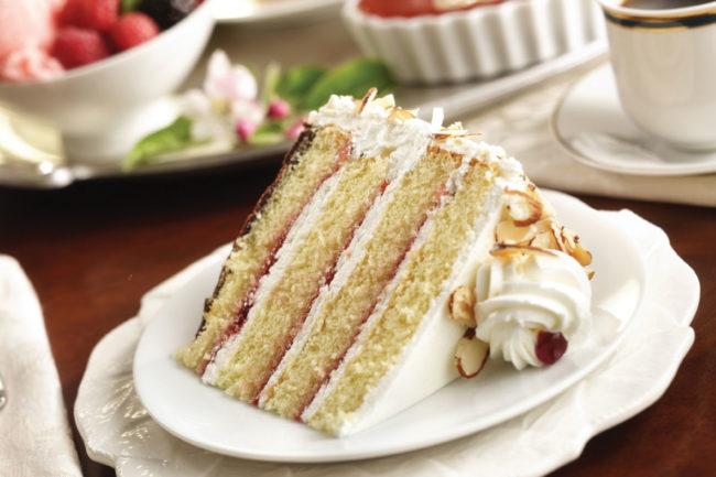 Cake. emulsifiers