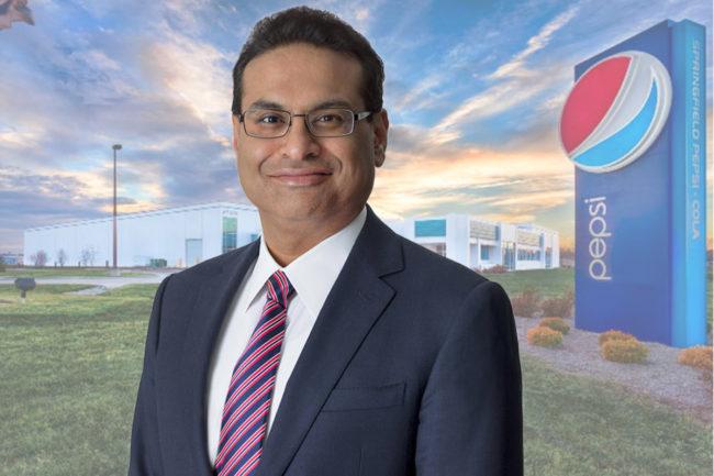 Laxman Narasimhan, PepsiCo