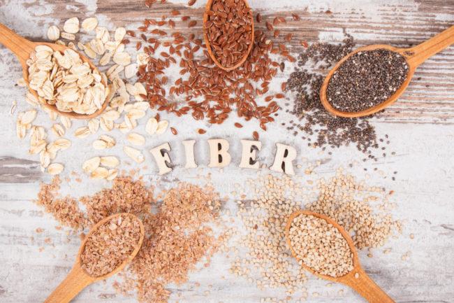 Dietary fiber ingredients