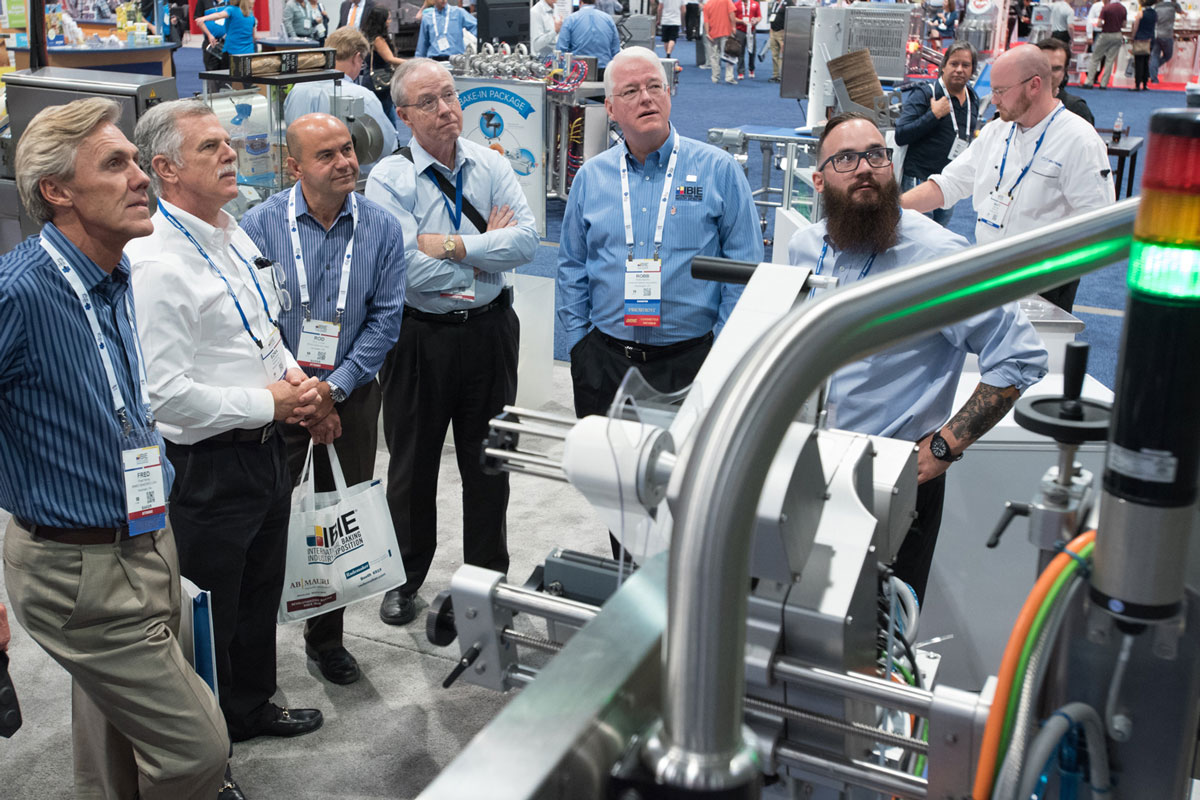 IBIE programming evolves to meet bakers' needs   2019-03-18