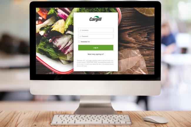 MyCargill.com portal