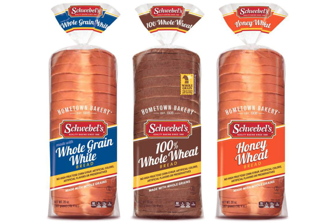 Schwebel Baking Co. bread