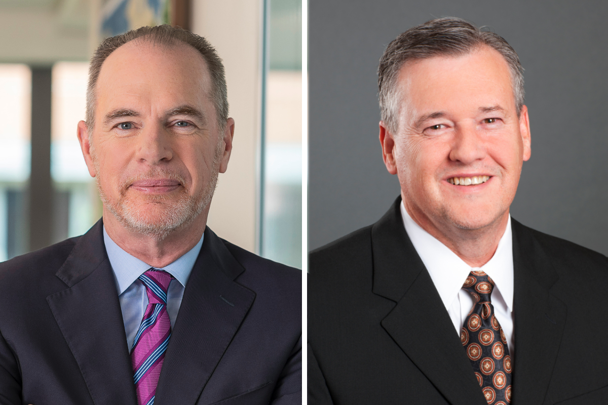 Keith McLoughlin and J.P. Bilbrey, Campbell Soup