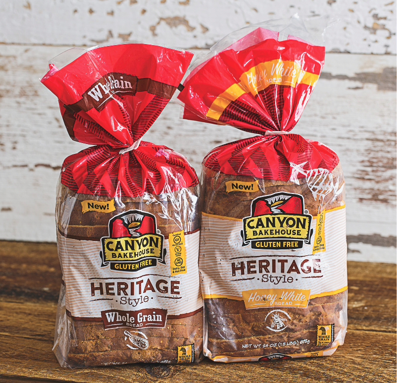 Canyon Bakehouse Heritage bread