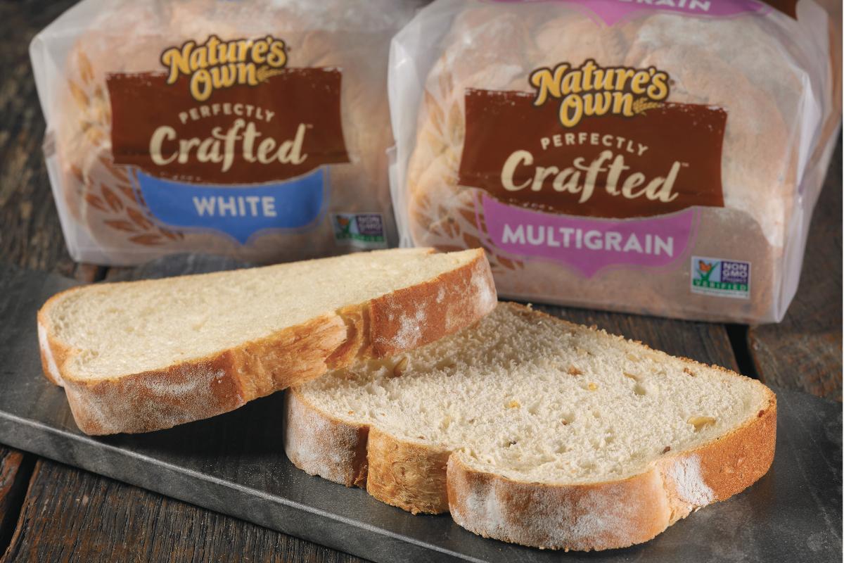 Baker focus on artisan bread