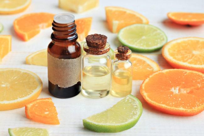 Citrus flavors