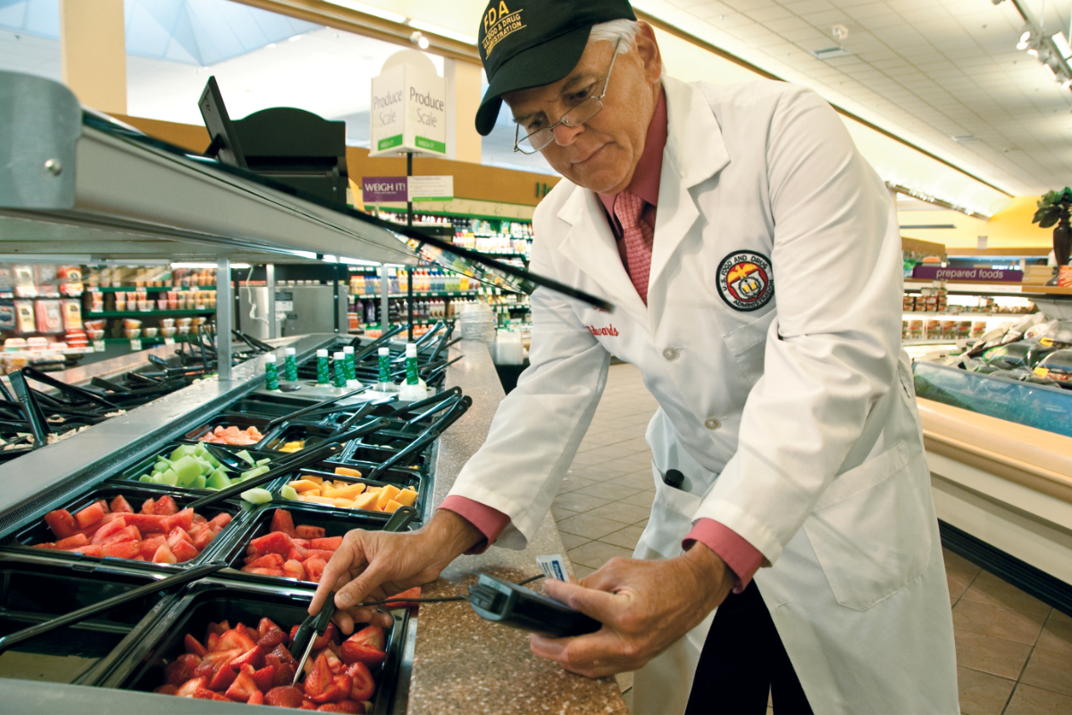 FDA retail food safety