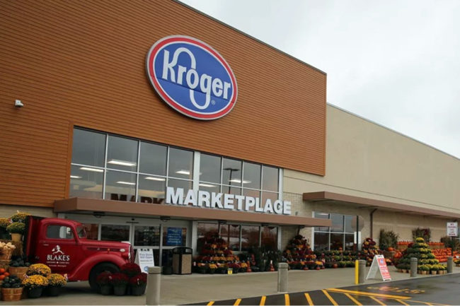 Kroger Marketplace store